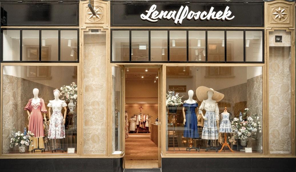 Lena Hoschek Flagship Store Seilergasse 16, Vienna