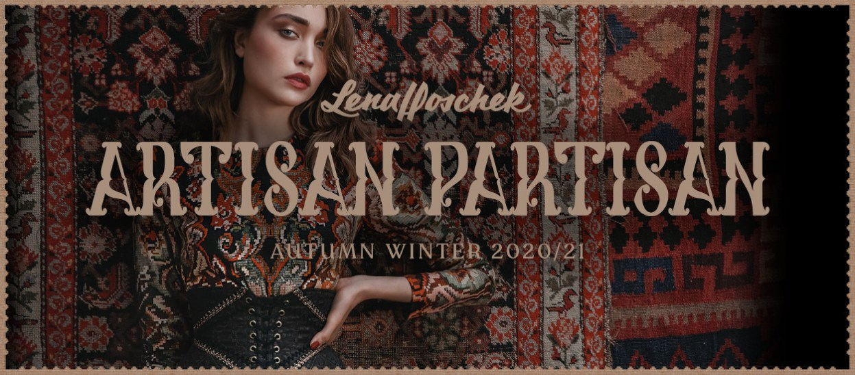Lena Hoschek AW 20/21 Artisan Partisan Collection