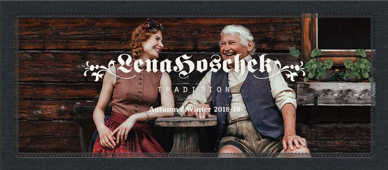 Lena Hoschek Tradition Autumn/Winter 18-19