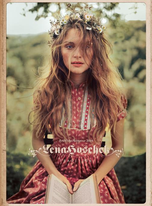 Katalog - Lena Hoschek - SS19 - Tradition - Cover -1