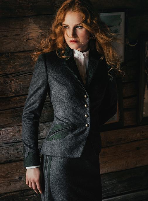 Katalog - Lena Hoschek - AW18/19 - Tradition - Bild -15