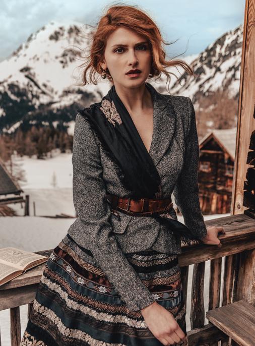 Katalog - Lena Hoschek - AW19/20 - Tradition - Bild -18