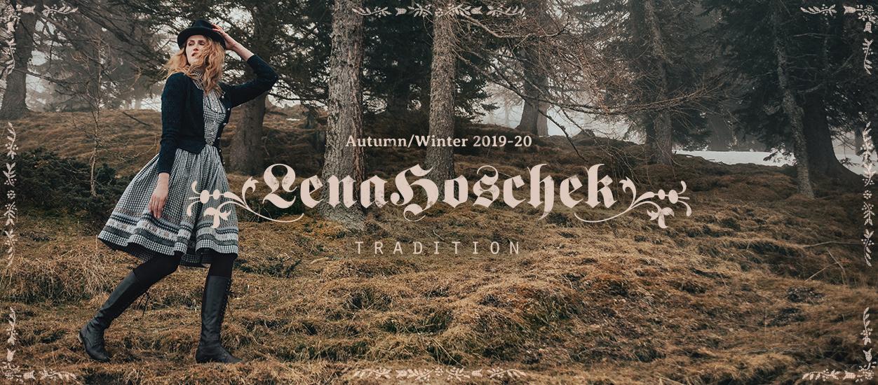 Lena Hoschek Tradition Autumn / Winter 2019 collection