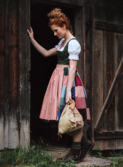 Katalog - Lena Hoschek - AW18/19 - Tradition - Bild -20