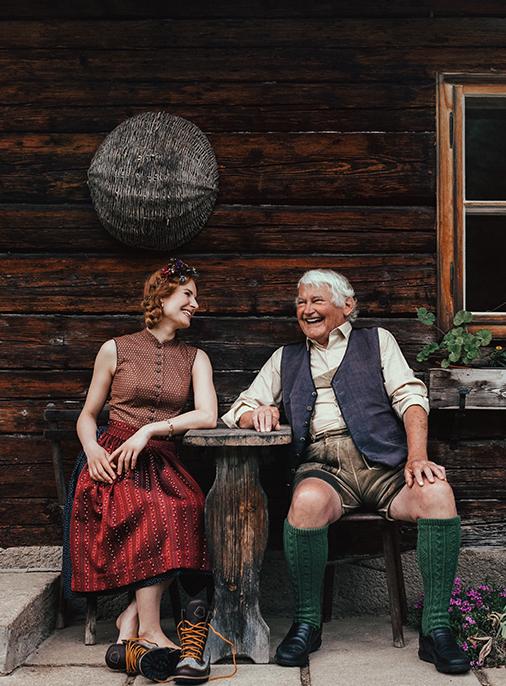 Katalog - Lena Hoschek - AW18/19 - Tradition - Bild -24