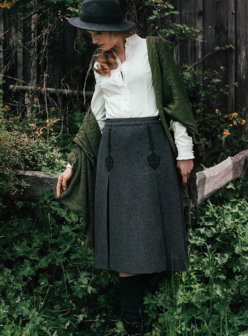 Katalog - Lena Hoschek - AW18/19 - Tradition - Bild -25