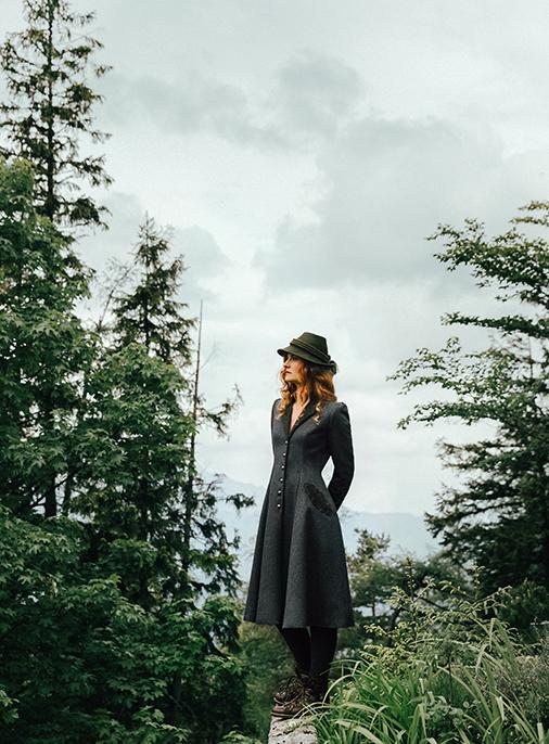 Katalog - Lena Hoschek - AW18/19 - Tradition - Bild -29