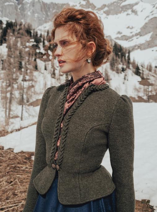 Katalog - Lena Hoschek - AW19/20 - Tradition - Bild -7