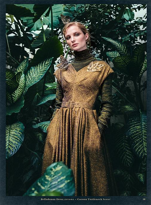 Katalog - Lena Hoschek - AW1819 - Wintergarden - Bild 13