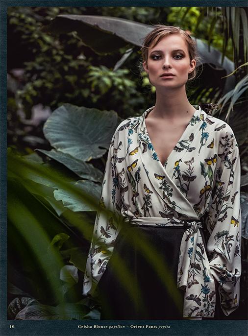 Katalog - Lena Hoschek - AW1819 - Wintergarden - Bild 18