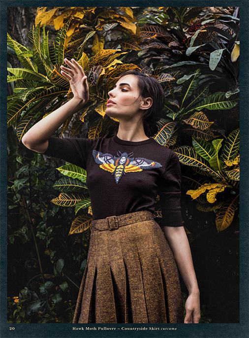 Katalog - Lena Hoschek - AW1819 - Wintergarden - Bild 20