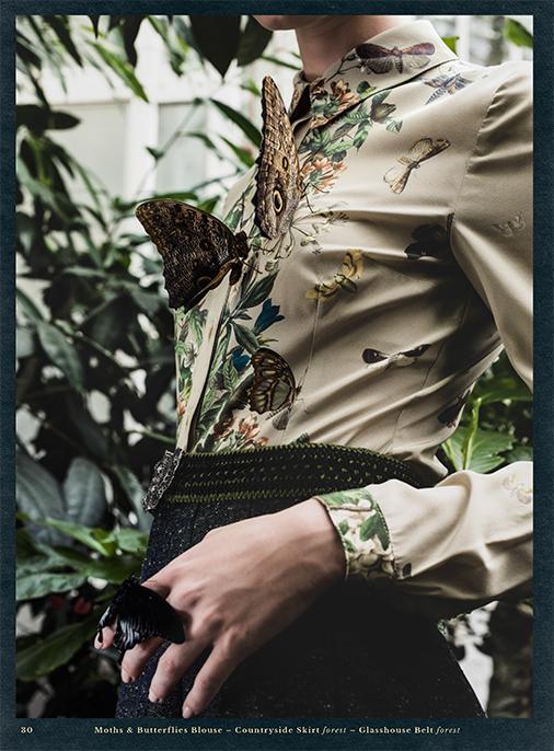 Katalog - Lena Hoschek - AW1819 - Wintergarden - Bild 30