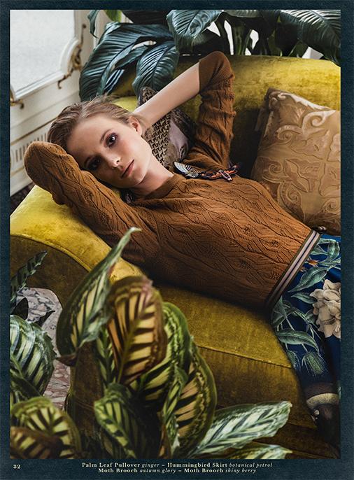 Katalog - Lena Hoschek - AW1819 - Wintergarden - Bild 32