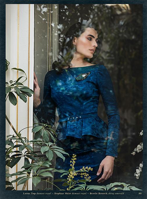 Katalog - Lena Hoschek - AW1819 - Wintergarden - Bild 33