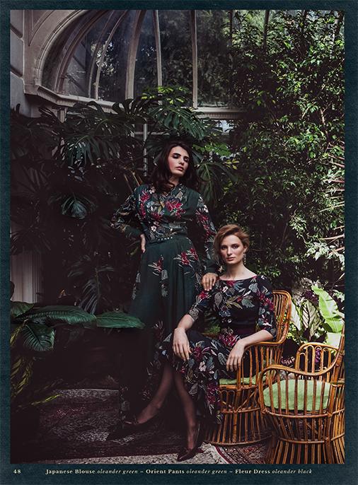 Katalog - Lena Hoschek - AW1819 - Wintergarden - Bild 48