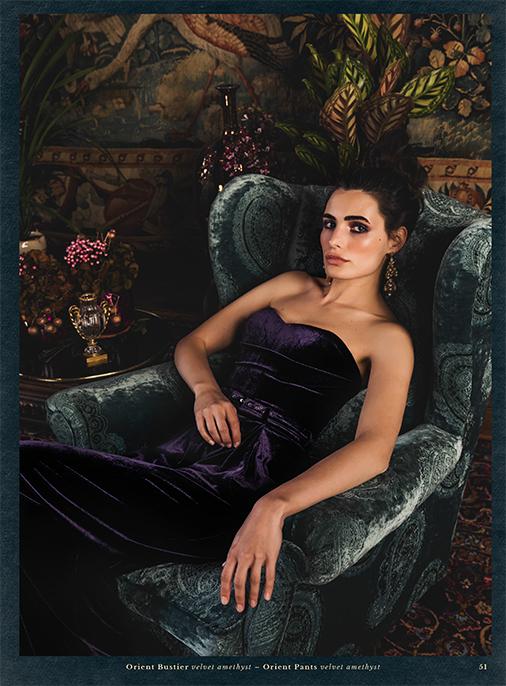 Katalog - Lena Hoschek - AW1819 - Wintergarden - Bild 51