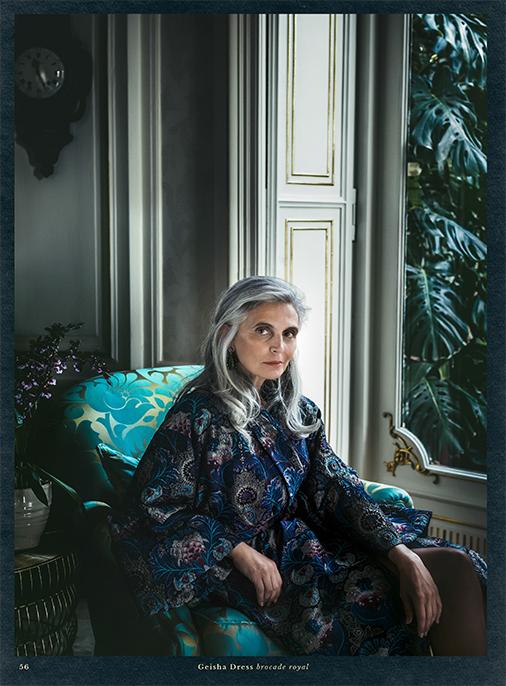 Katalog - Lena Hoschek - AW1819 - Wintergarden - Bild 56