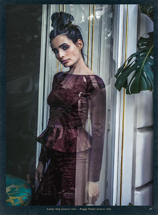 Katalog - Lena Hoschek - AW1819 - Wintergarden - Bild 57
