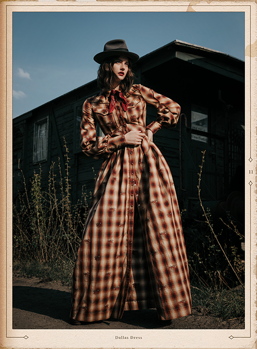 Katalog - Lena Hoschek - AW19/20 - Men At Work - Bild 10