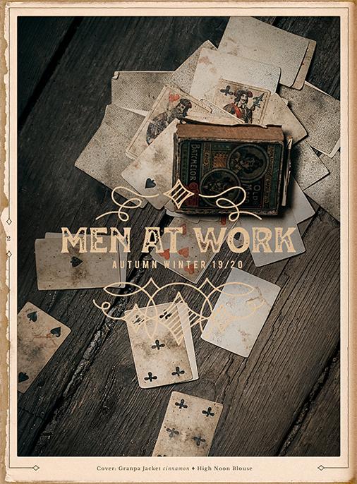 Katalog - Lena Hoschek - AW19/20 - Men At Work - Bild2 - Füllbild