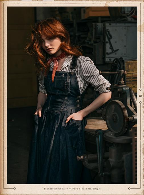 Katalog - Lena Hoschek - AW19/20 - Men At Work - Bild 29