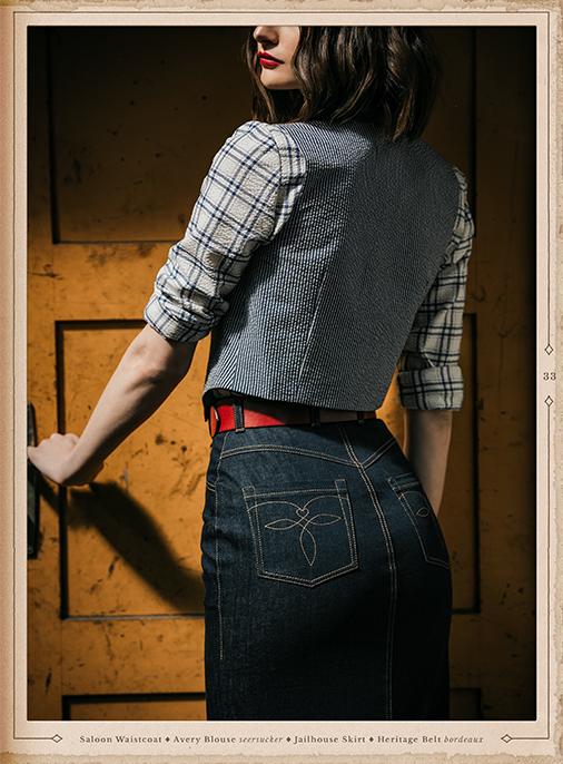 Katalog - Lena Hoschek - AW19/20 - Men At Work - Bild 32