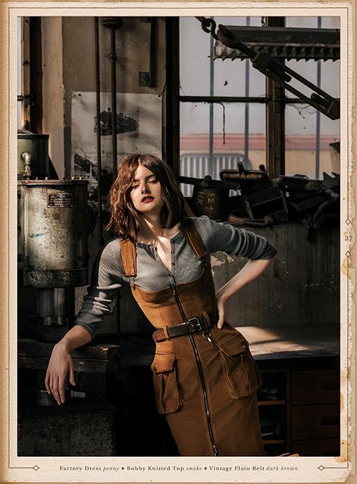 Katalog - Lena Hoschek - AW19/20 - Men At Work - Bild 36