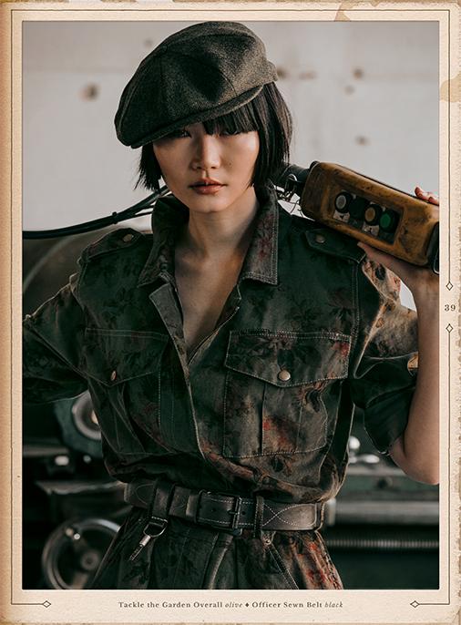 Katalog - Lena Hoschek - AW19/20 - Men At Work - Bild 38