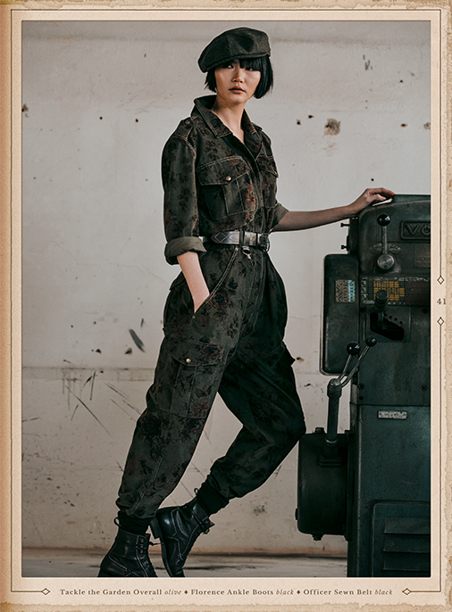 Katalog - Lena Hoschek - AW19/20 - Men At Work - Bild 66