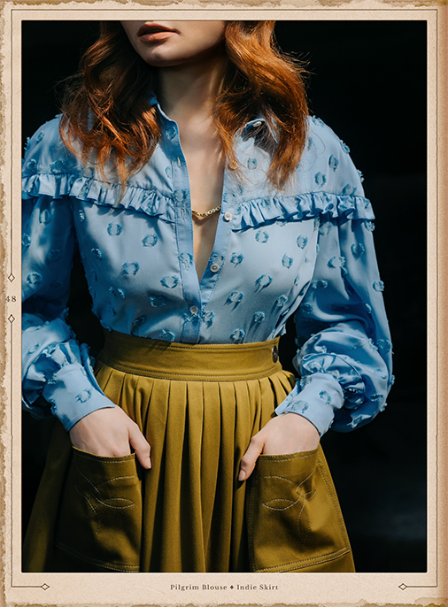 Katalog - Lena Hoschek - AW19/20 - Men At Work - Bild 47