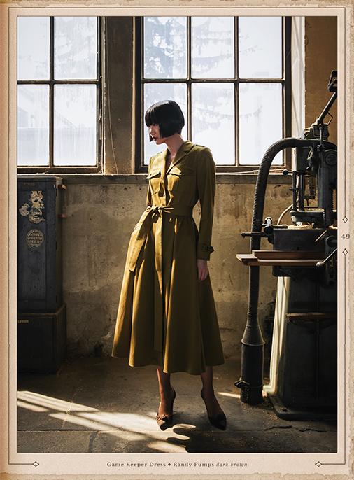 Katalog - Lena Hoschek - AW19/20 - Men At Work - Bild 48