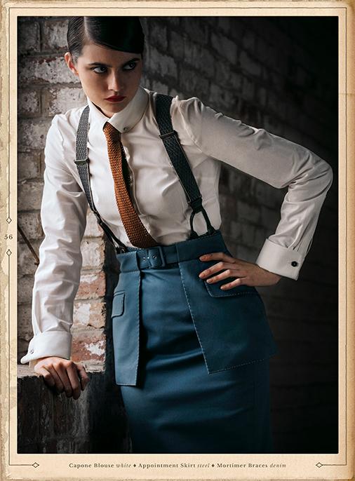 Katalog - Lena Hoschek - AW19/20 - Men At Work - Bild 54