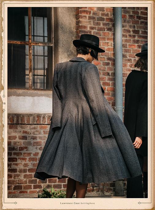Katalog - Lena Hoschek - AW19/20 - Men At Work - Bild 56
