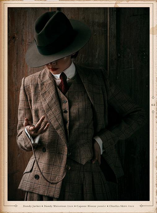 Katalog - Lena Hoschek - AW19/20 - Men At Work - Bild 61