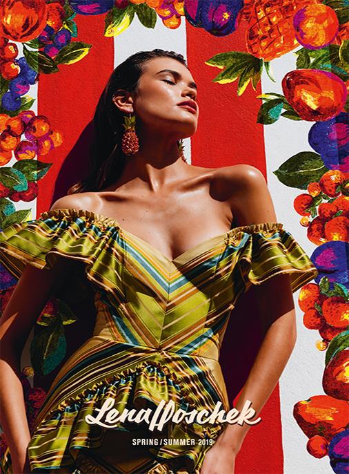 Katalog - Lena Hoschek - SS19 - Tutti Frutti - Cover