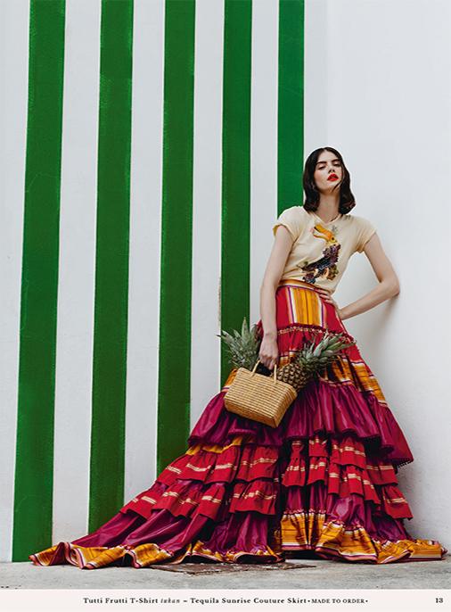 Katalog - Lena Hoschek - SS19 - Tutti Frutti - Bild 13