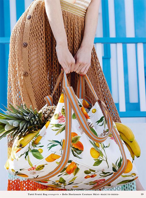 Katalog - Lena Hoschek - SS19 - Tutti Frutti - Bild 19