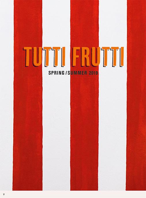 Katalog - Lena Hoschek - SS19 - Tutti Frutti - Bild 2