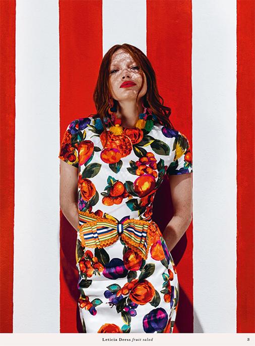 Katalog - Lena Hoschek - SS19 - Tutti Frutti - Bild 3