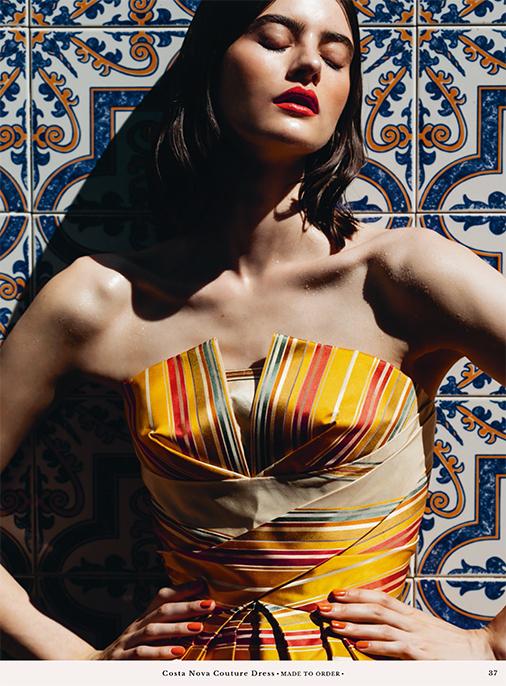 Katalog - Lena Hoschek - SS19 - Tutti Frutti - Bild 37