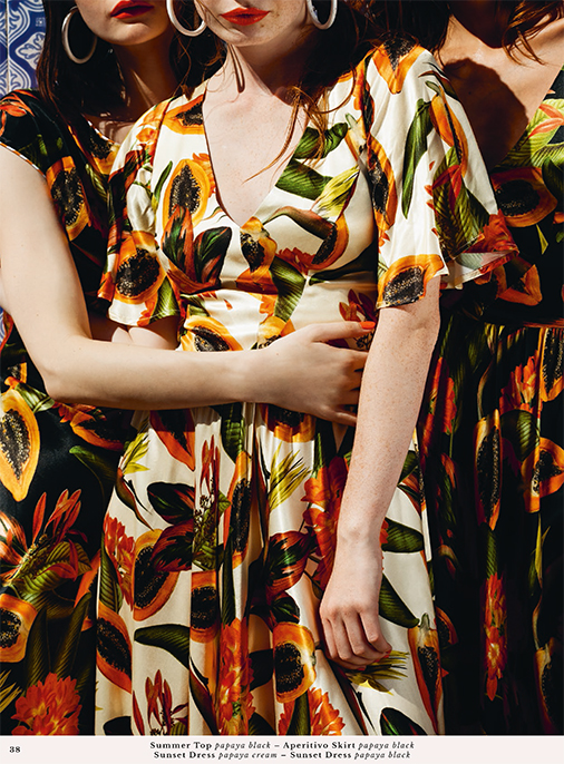 Katalog - Lena Hoschek - SS19 - Tutti Frutti - Bild 38