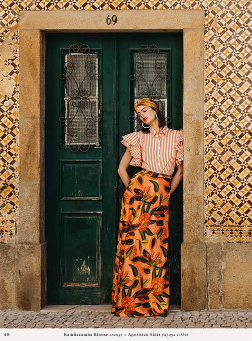 Katalog - Lena Hoschek - SS19 - Tutti Frutti - Bild 40