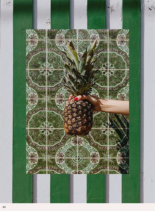Katalog - Lena Hoschek - SS19 - Tutti Frutti - Bild 42