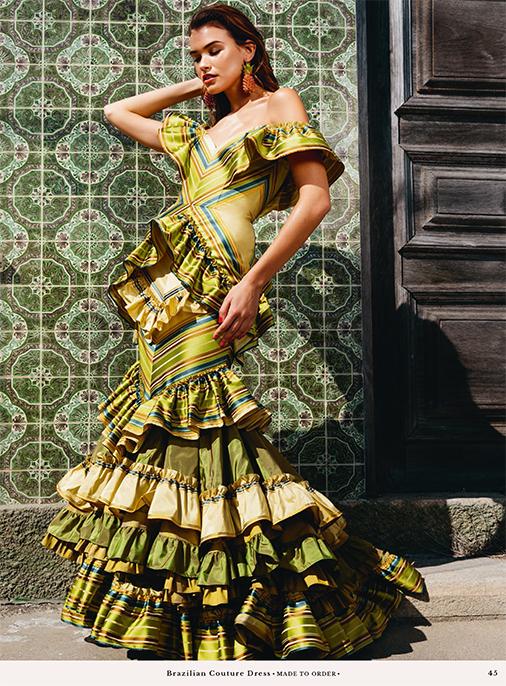 Katalog - Lena Hoschek - SS19 - Tutti Frutti - Bild 45