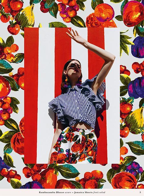 Katalog - Lena Hoschek - SS19 - Tutti Frutti - Bild 5