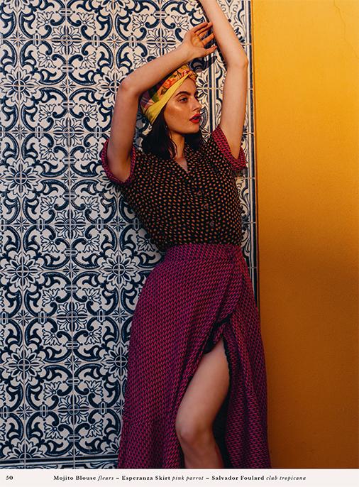 Katalog - Lena Hoschek - SS19 - Tutti Frutti - Bild 50