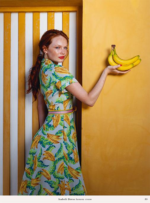 Katalog - Lena Hoschek - SS19 - Tutti Frutti - Bild 55