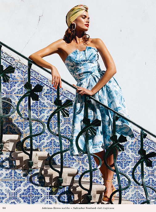 Katalog - Lena Hoschek - SS19 - Tutti Frutti - Bild 64